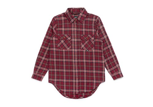 Women's Adventure Shirt Redwine