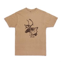 T-Shirt Caribou Sable