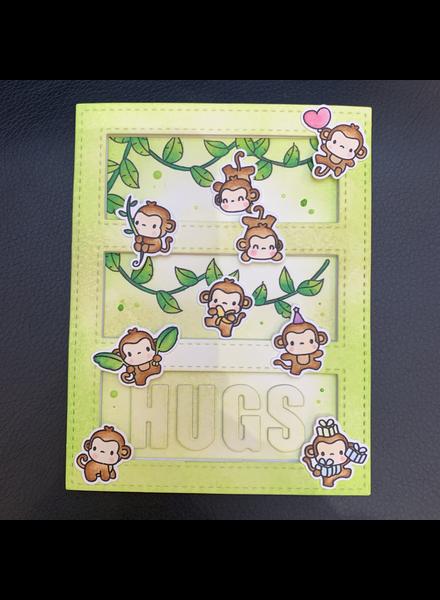 Card Card - Hugs