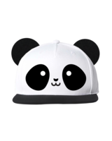 Whistle & Flute - Panda Cap