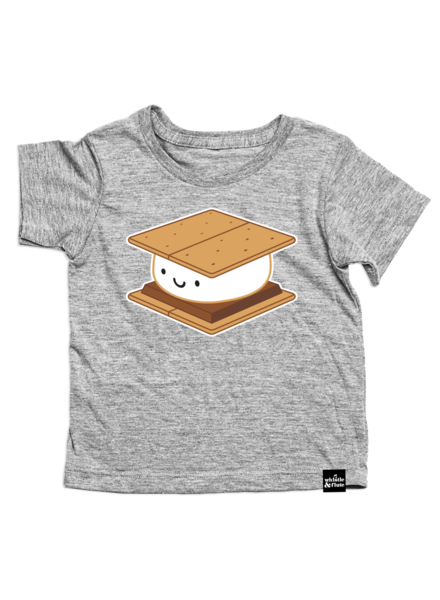 Whistle & Flute - S'more T-Shirt S/S