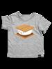 Whistle & Flute Whistle & Flute - S'more T-Shirt S/S