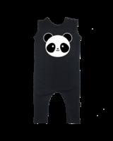 Whistle & Flute - Panda Romper Bodysuit