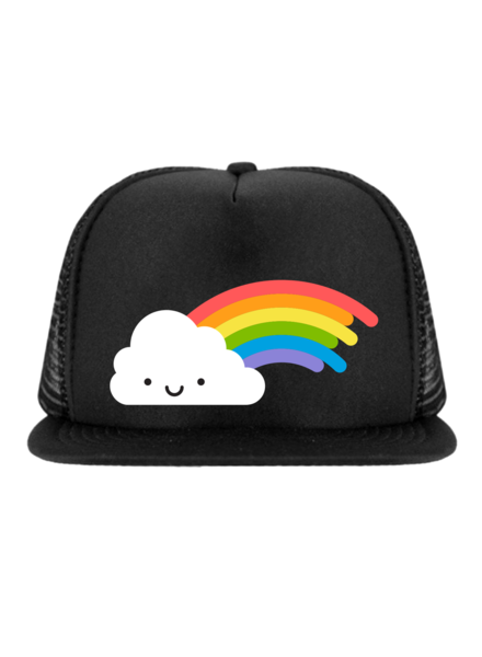 Whistle & Flute - Rainbow Cap