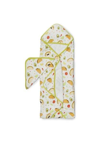 Loulou Lollipop Loulou Lollipop - Taco Towel Set