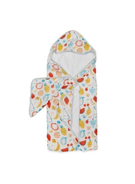 Loulou Lollipop Loulou Lollipop - Fruits Towel Set