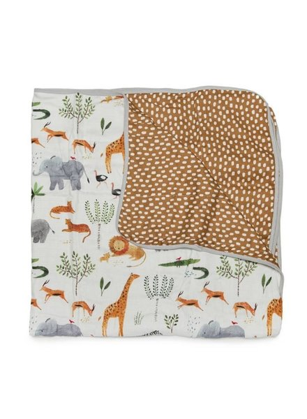 Loulou Lollipop Loulou Lollipop - Jungle Blanket