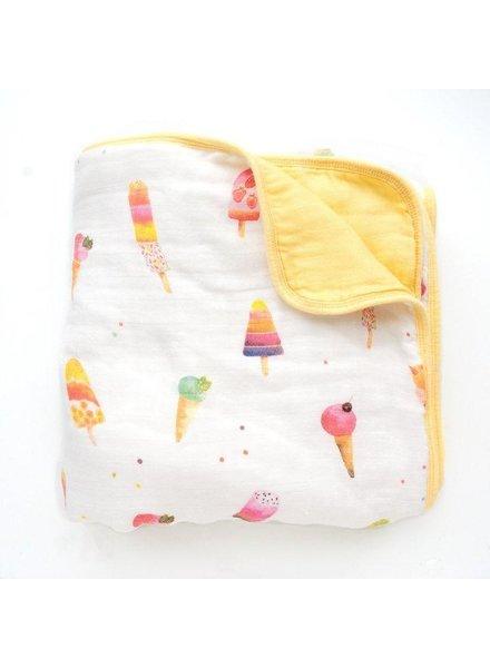 Loulou Lollipop Loulou Lollipop - Ice Cream Blanket