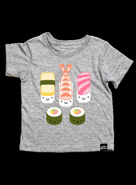 Whistle & Flute Whistle & Flute - Sushi T-Shirt S/S
