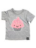 Whistle & Flute Whistle & Flute - Cupcake T-Shirt S/S