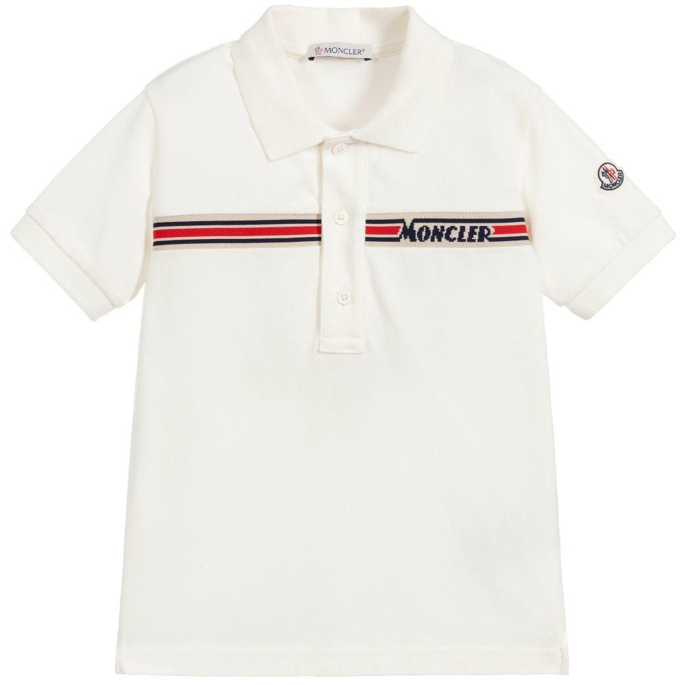Moncler Moncler - Polo S/S