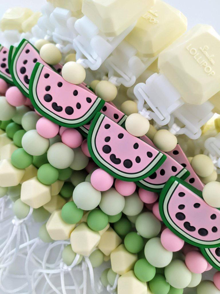 Loulou Lollipop Loulou Lollipop - Watermelon Clip