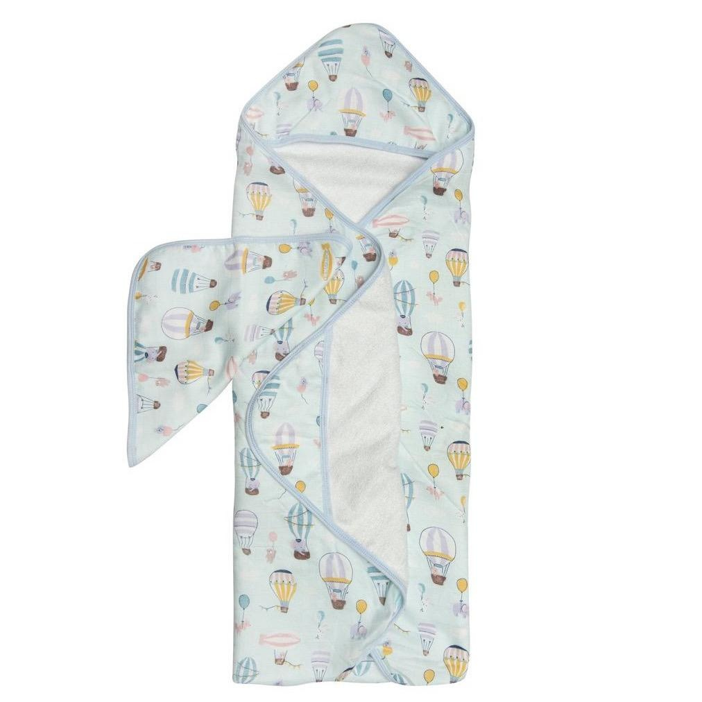 Loulou Lollipop Loulou Lollipop - Up Up Away Towel Set