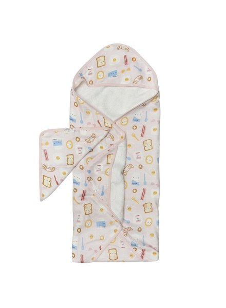 Loulou Lollipop Loulou Lollipop - Breakfast Towel Set