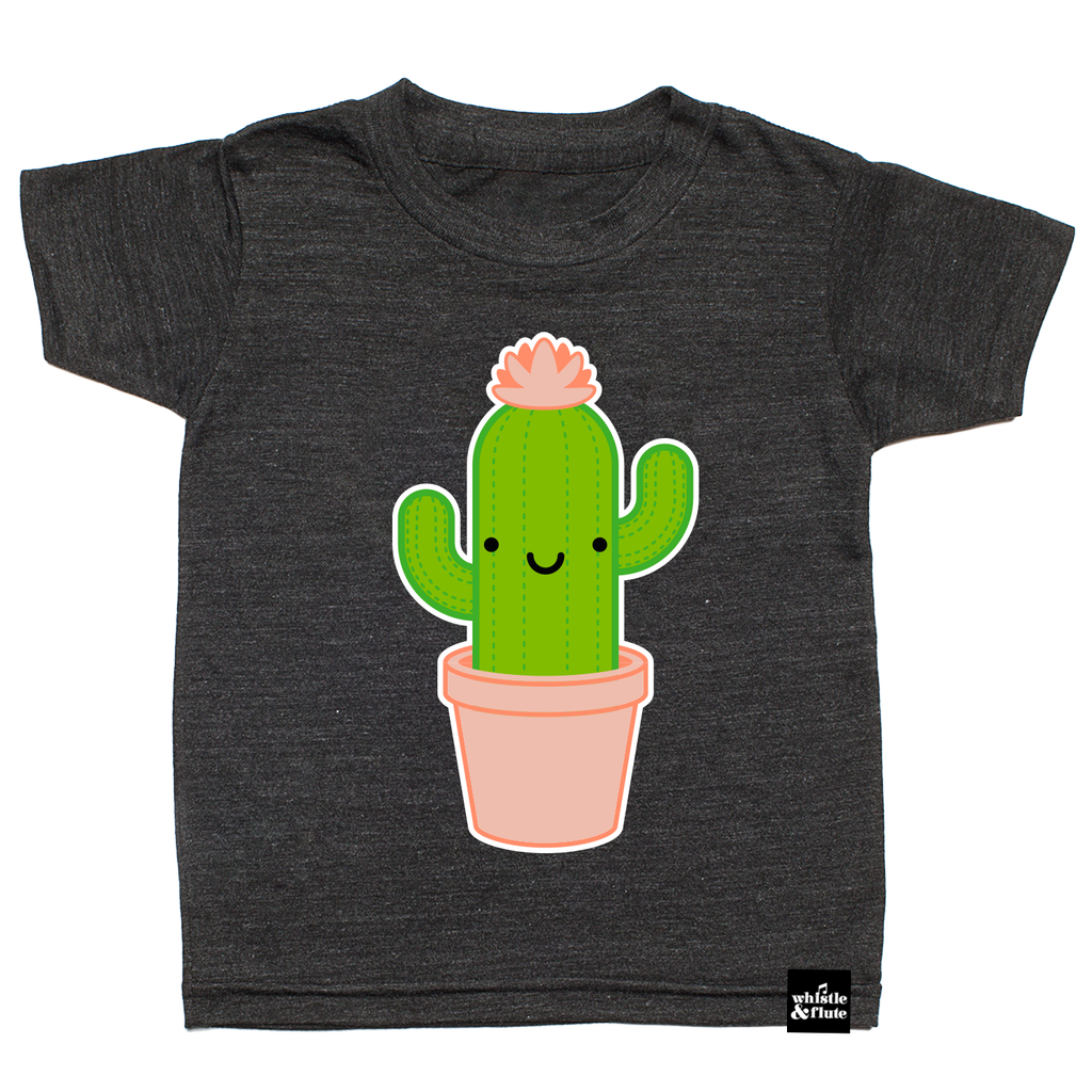 Whistle & Flute Whistle & Flute - Cactus T-Shirt S/S