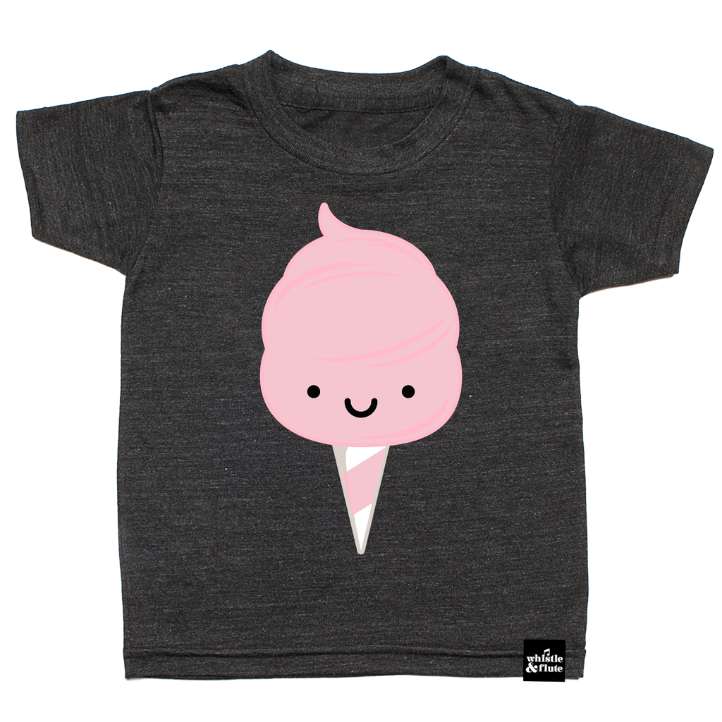 Whistle & Flute Whistle & Flute - Cotton Candy T-Shirt S/S