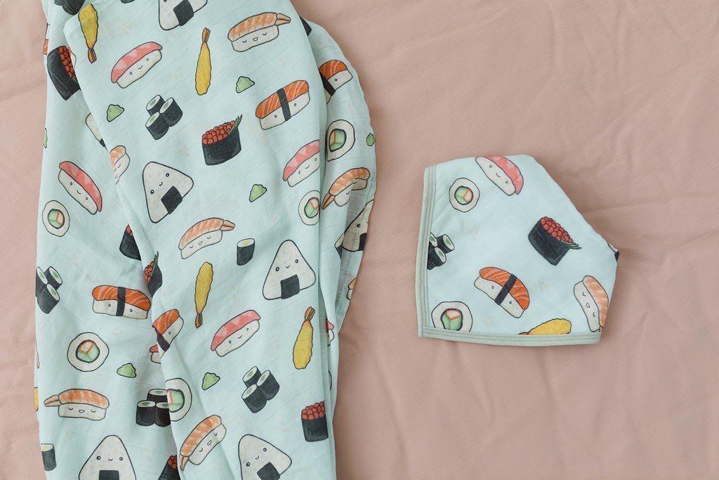Loulou Lollipop Loulou Lollipop - Sushi Swaddle