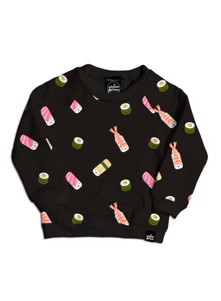 Whistle & Flute Whistle & Flute - Sushi Sweater
