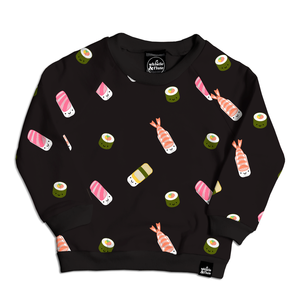 Whistle & Flute Whistle & Flute - Sushi Sweater
