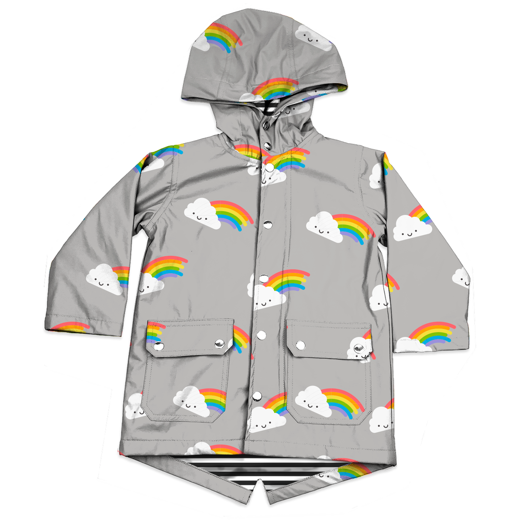 Whistle & Flute Whistle & Flute - Rainbow Raincoat