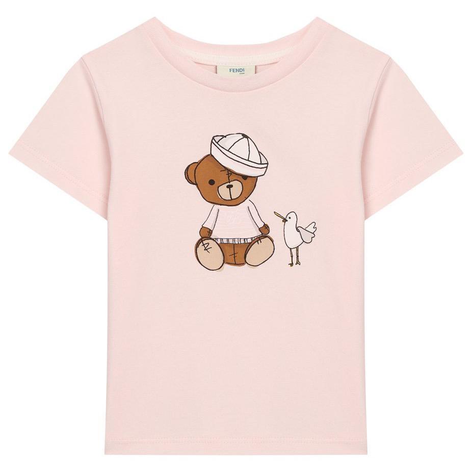 Fendi Fendi - T-Shirt S/S