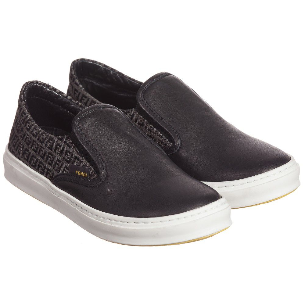483599b11ce79 Fendi Kids - Boy s Sneakers - Adore