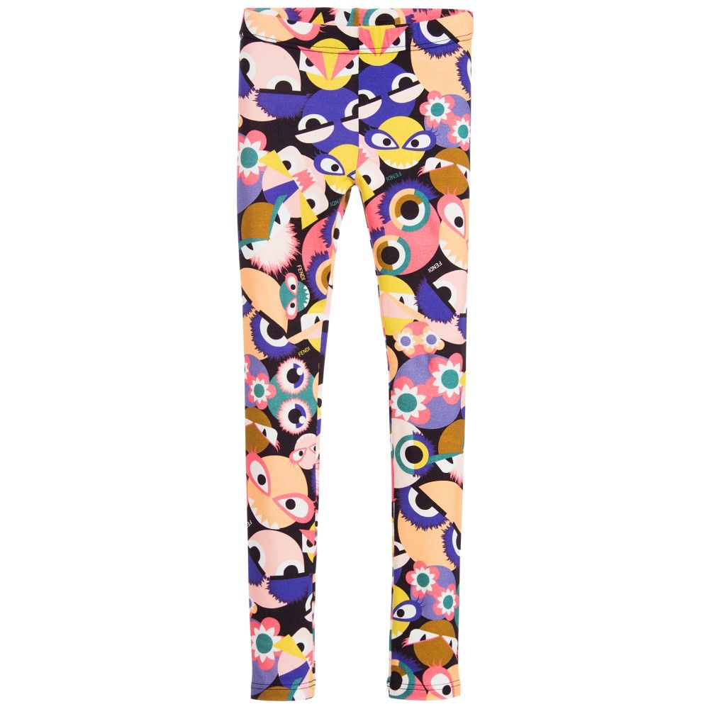 Fendi Fendi - Leggings