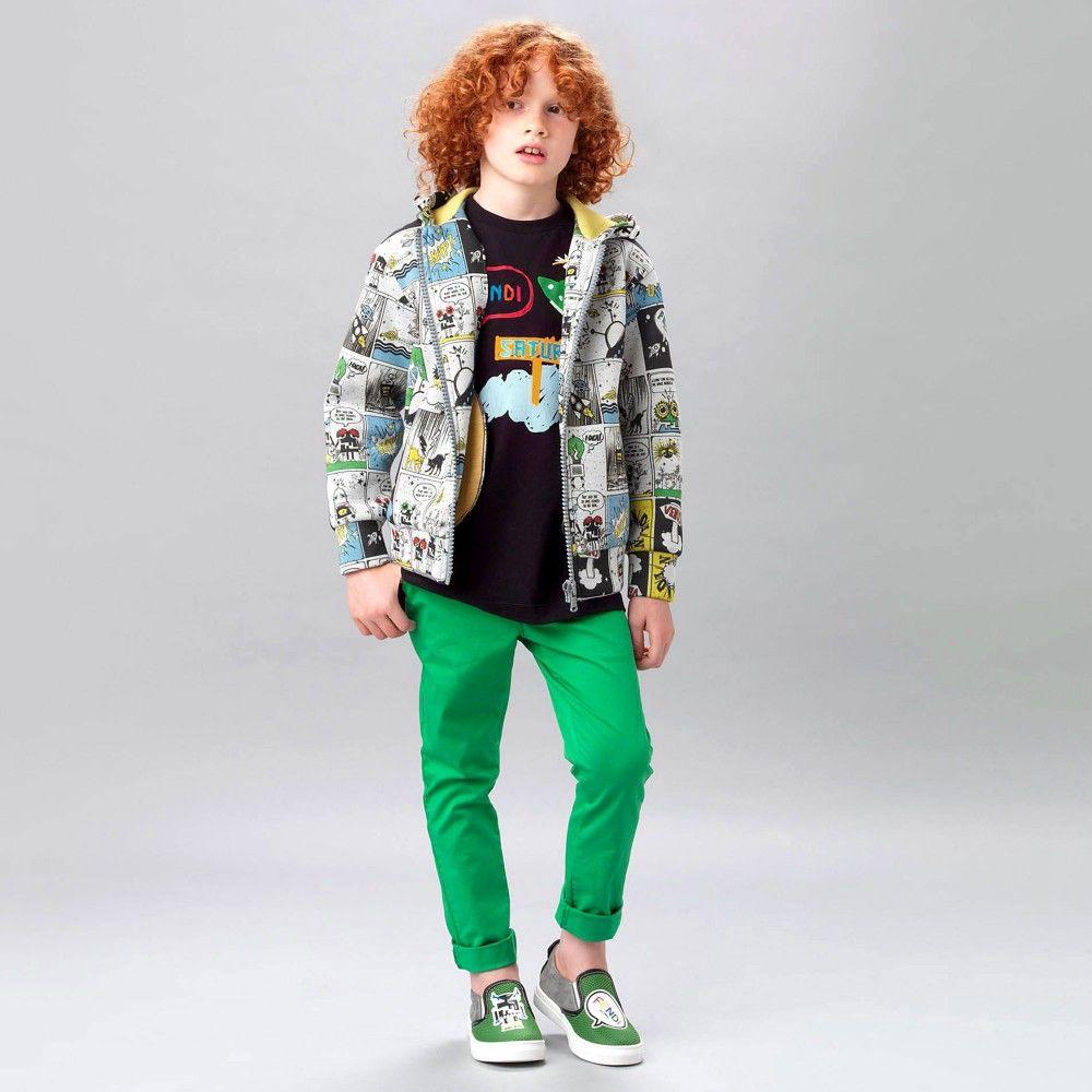 Fendi - Boy's T-Shirt