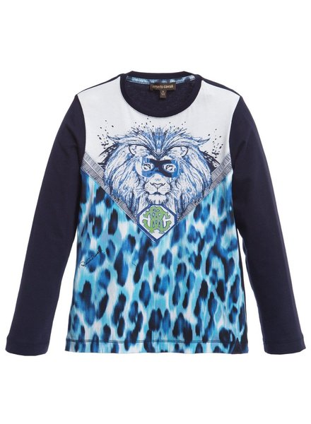 Cavalli Cavalli - T-Shirt L/S