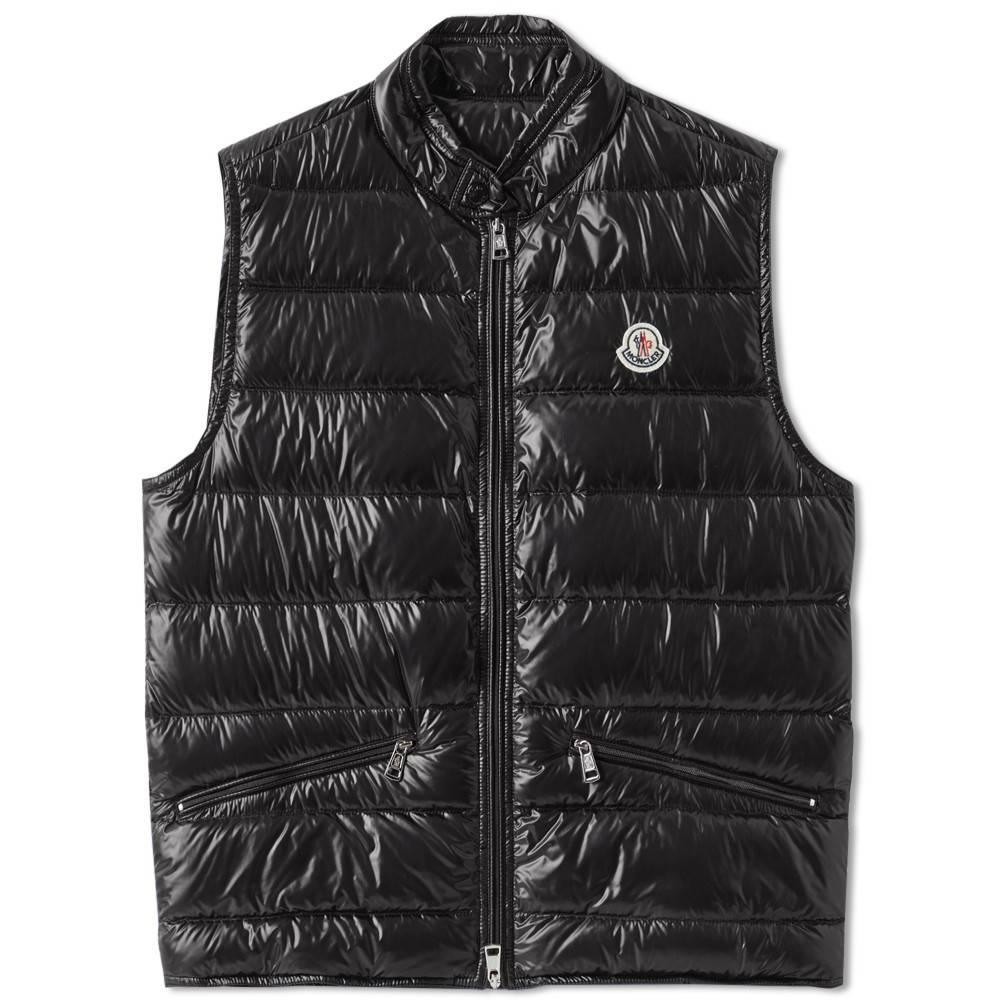 09a6611c0f7f Moncler Kids - Boy s Spring Vest (Gui) - Adore