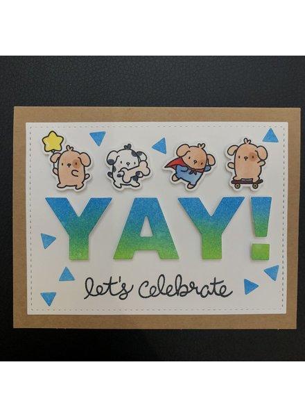 Card Card - Yay