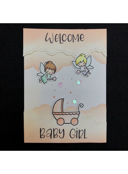 Card Card - Welcome