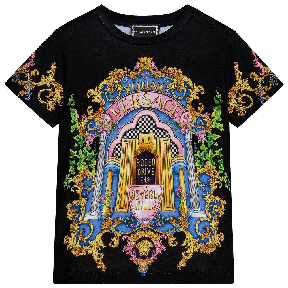 d96de125e72 Versace Versace - T-Shirt S S ...