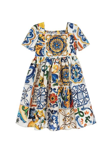 Dolce & Gabbana D&G - Dress