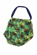 PUALANI BEACH BAG-AMAZON/SMALL