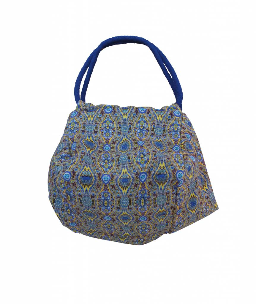 PUALANI BEACH BAG-MIDNIGHT/SMALL