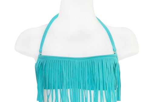 PUALANI MINI FRINGE TOP