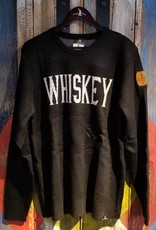 10th Mountain Whiskey & Spirit Co. Sweater - Black Knit Whiskey
