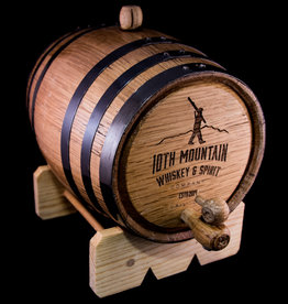 5 Liter Whiskey Barrel