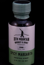 10th Mountain Whiskey & Spirit Co. Spicy Margarita Cocktail Syrup