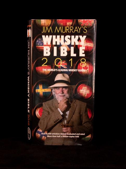 2018 Whiskey Bible