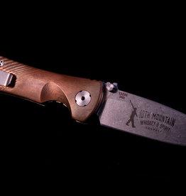 Spider Monkey Knife Copper