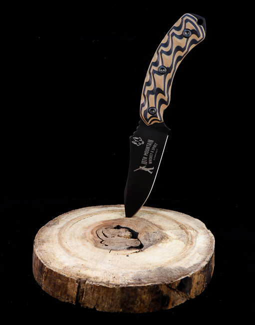 10th Mountain Whiskey & Spirit Co. Southern Grind Knife Collection