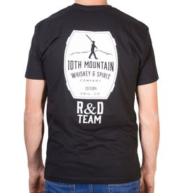 10th Mountain Whiskey & Spirit Co. R&D Team - Men's Crew