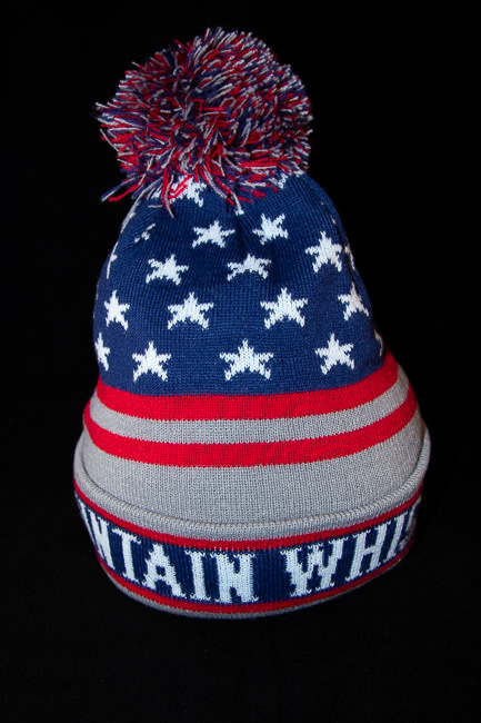 10th Mountain Whiskey & Spirit Co. Beanie - Murica
