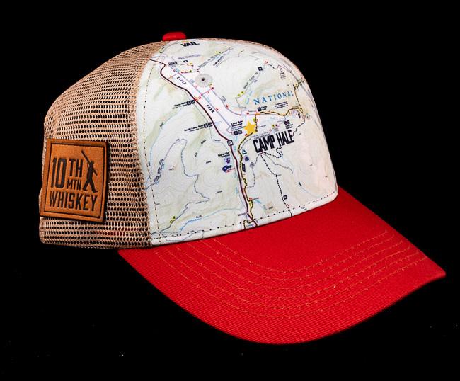Camp Hale Geo Hat