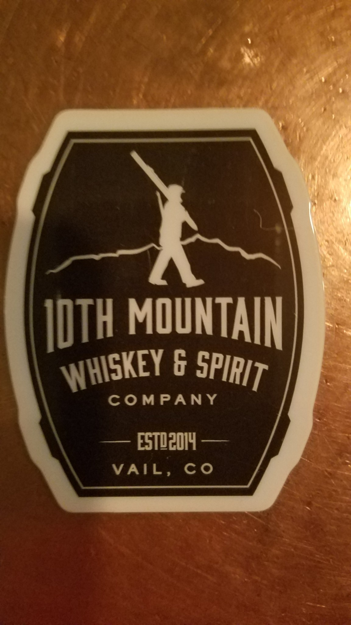 10th Mountain Whiskey & Spirit Co. Gift Card $25