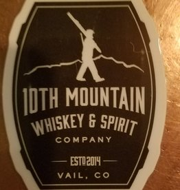 10th Mountain Whiskey & Spirit Co. Gift Card $25