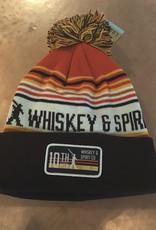 10th Mountain Whiskey & Spirit Co. Beanie -10th Retro Alpenglow