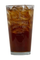 10th Mountain Whiskey & Spirit Co. Pint Glass
